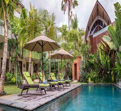 Villa Baganding 4 Bedroom Seminyak